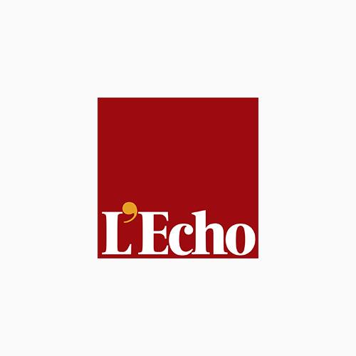 l'echo logo