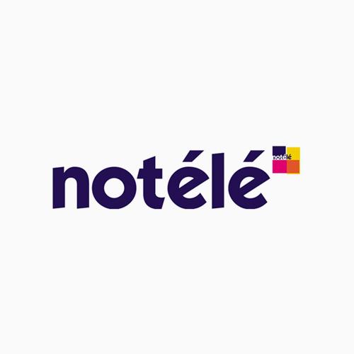notélé logo