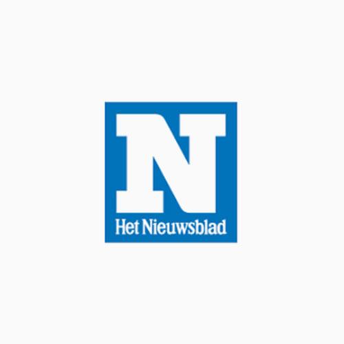 het nieuws blad logo
