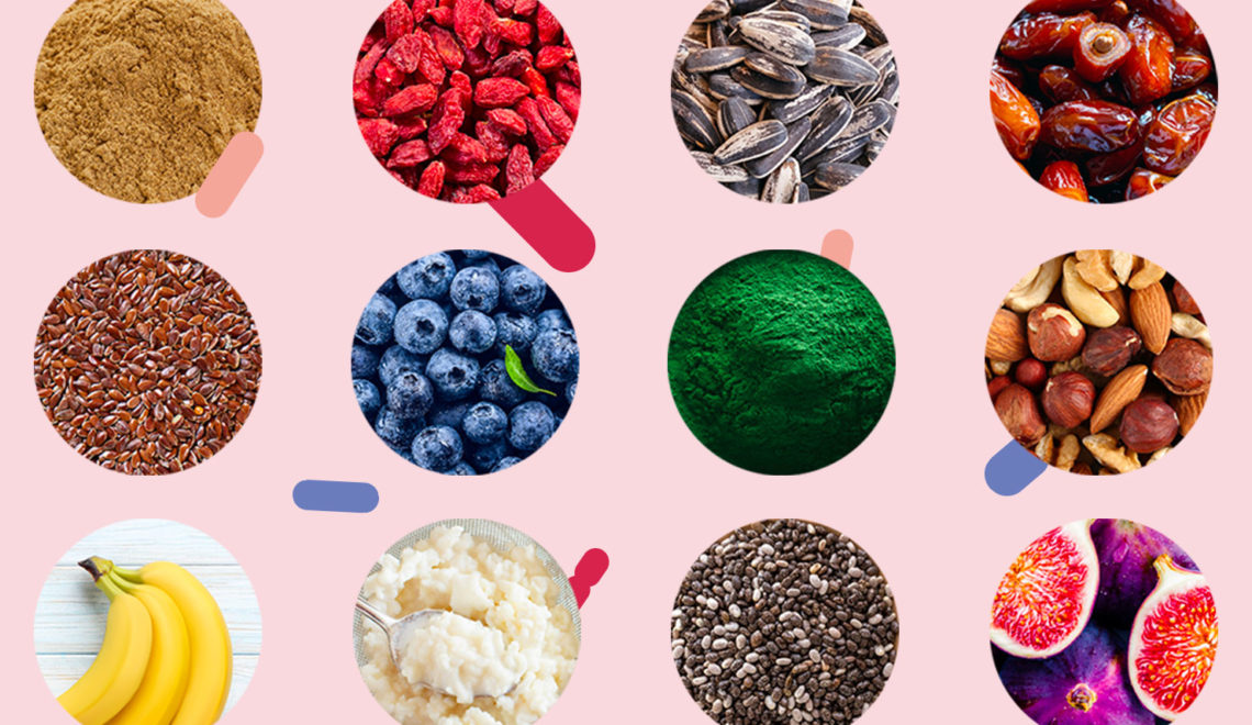The Secret Ingredients for the healthy-gut smoothie